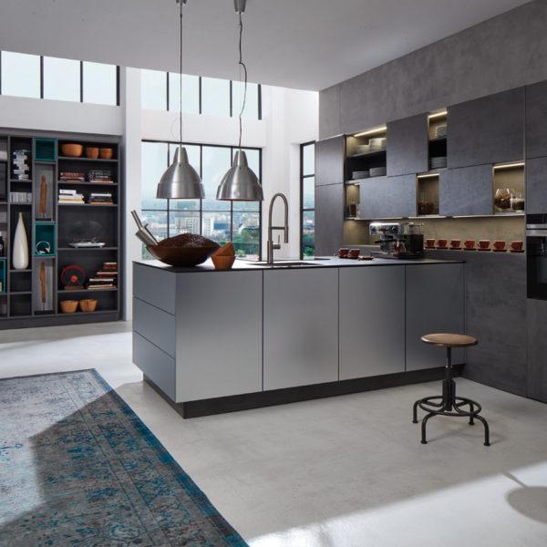 1340 1 3 600x600 - Bucătăria Silvia Beton (Beckermann Kuchen)