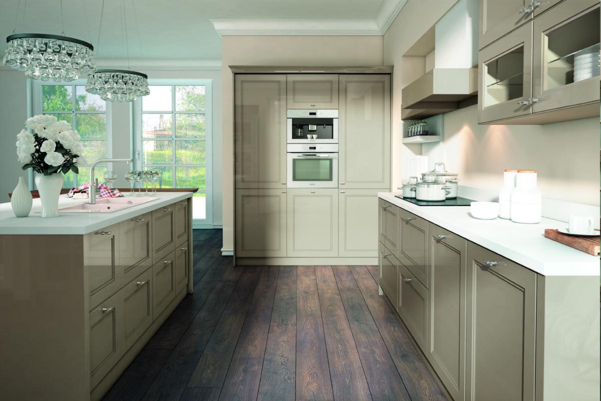 1340 2 2 1200x800 - Bucătăria MONACO gloss (Beckermann Kuchen)