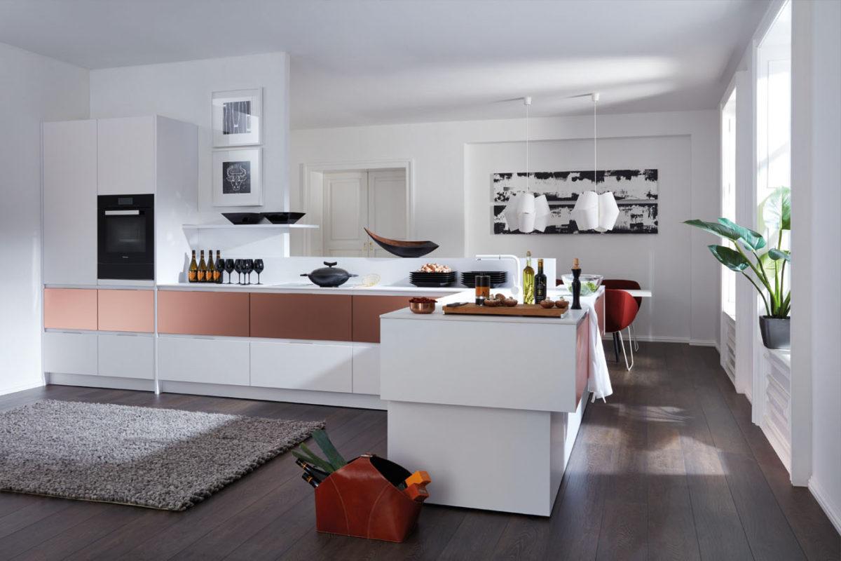 1340 2 6 1200x800 - Bucătăria SIENA XTreme (Beckermann Kuchen)