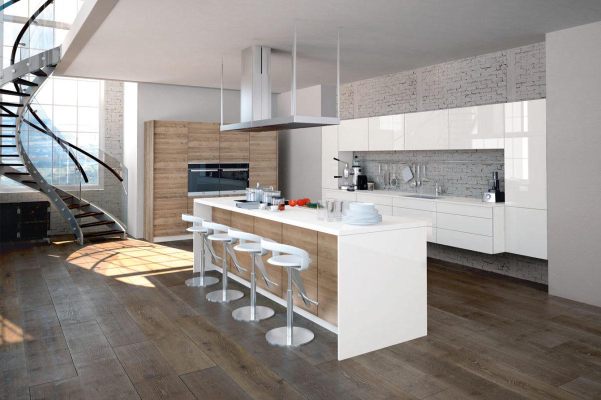 1340 2 9 1200x800 - Bucătăria Tessina Line/Classic (Beckermann Kuchen)