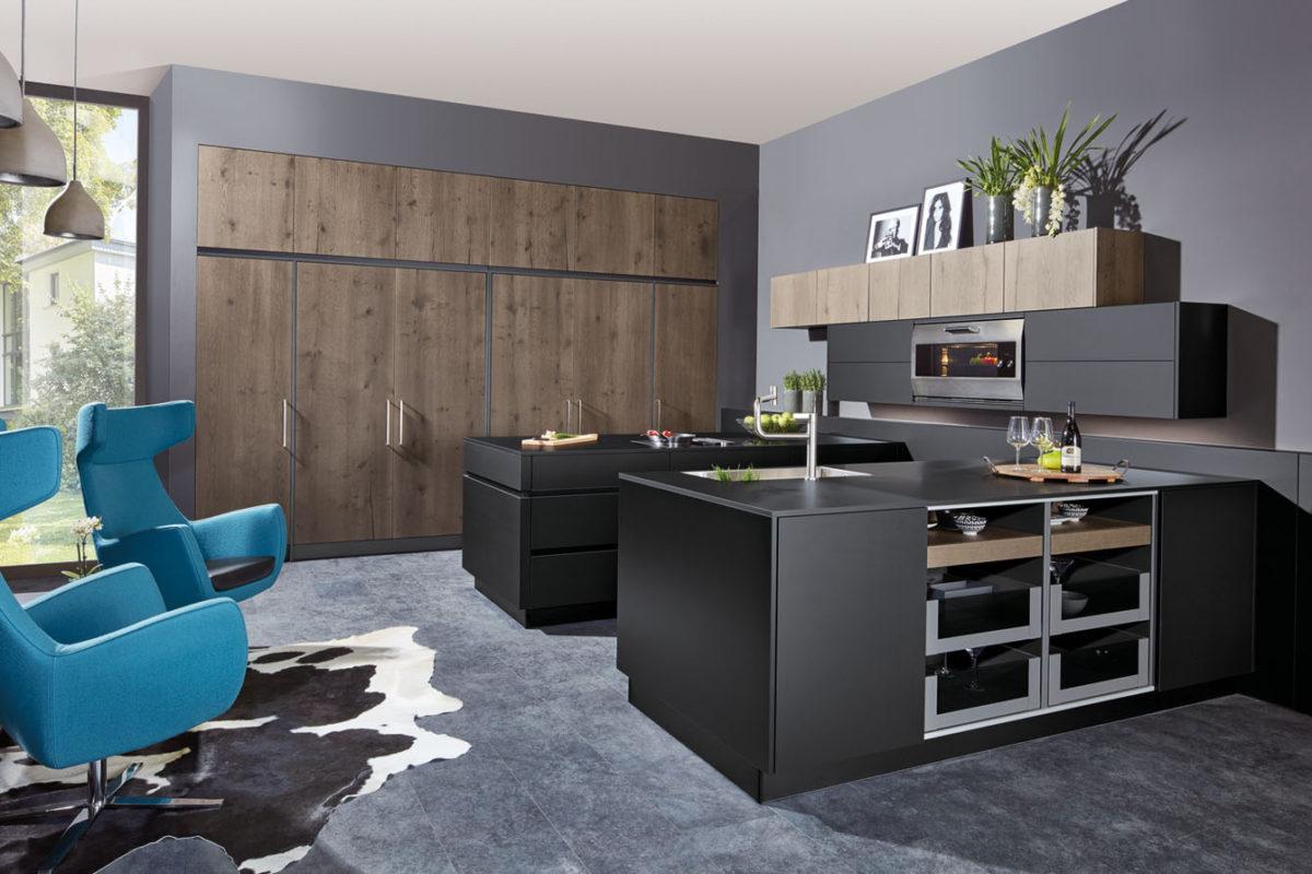 1340 3 2 1200x800 - Bucătăria SIENA XTreme (Beckermann Kuchen)