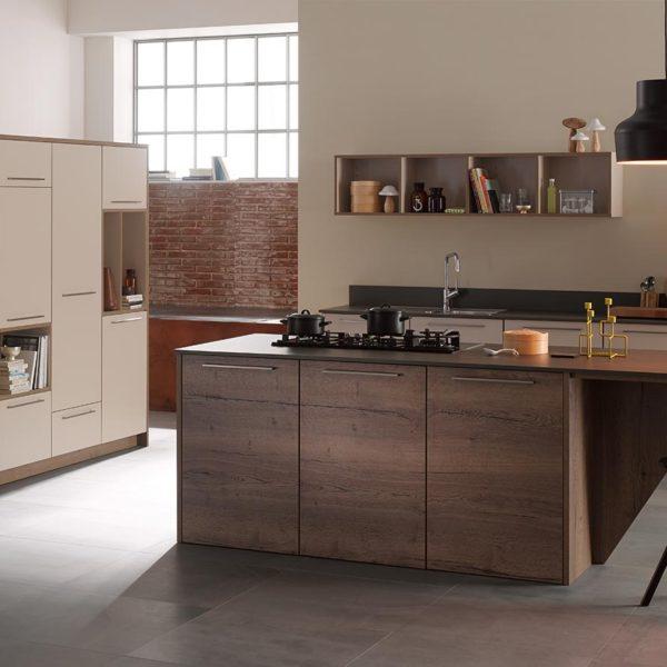 1340 4 1 600x600 - Bucătăria Silvia Colour (Beckermann Kuchen)