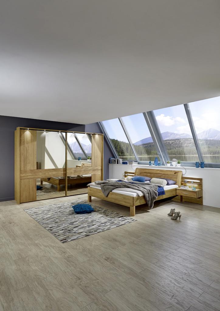 16004 15 Amalfi HOCHFORMAT - Dormitor Amalfi (Wiemann)