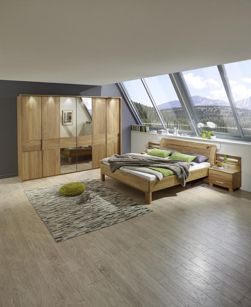 16009 15 Amalfi HOCHFORMAT - Dormitor Amalfi (Wiemann)