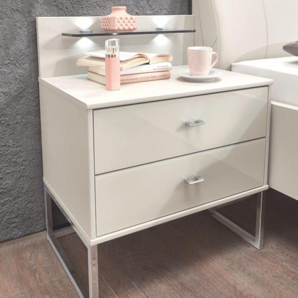 417 mobila de dormitor wiemann malibu kuechentreff german design 023 600x600 - Comodă Malibu (Wiemann)