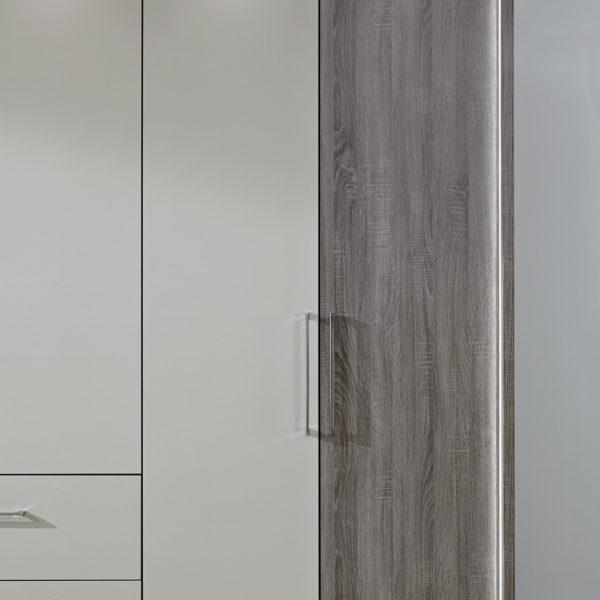 ANDORRA 26935 15 TrueffeleicheNBAbs.Champagner D. Detail Schrankfront 600x600 - Dulap Andorra   (Wiemann)