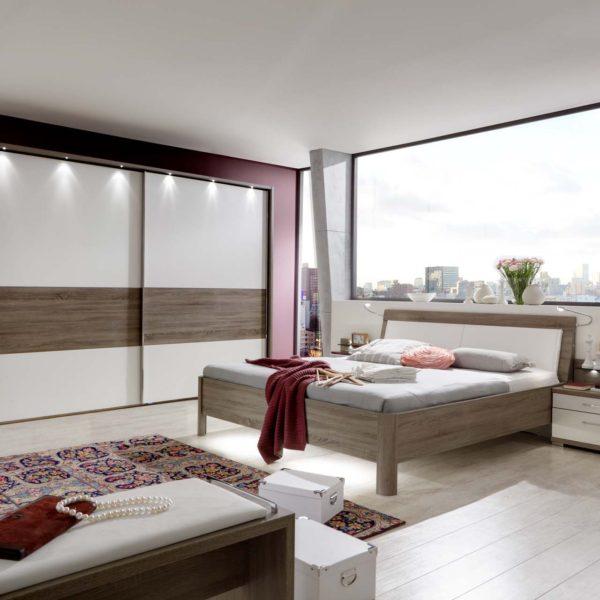 AVIGNON 6234 13 TrueffeleicheNBAbs.alpinweiss mSWT300cm 600x600 - Dormitor Avignon (Wiemann)