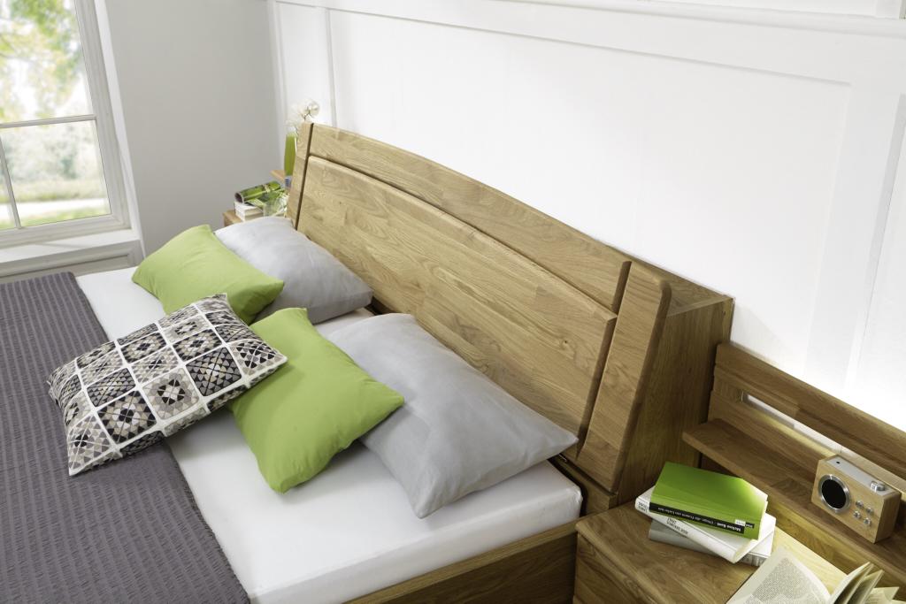 BORKUM 16244 15 Bettkasten i.Kopfteil geschlossen - Dormitor Borkum (Wiemann)