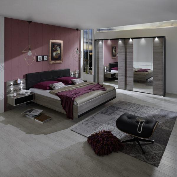 CORONA 21386 15 TrueffeleicheNBAbs.schwarz mSWT  HOCHFORMAT 600x600 - Dormitor Cortina (Wiemann)