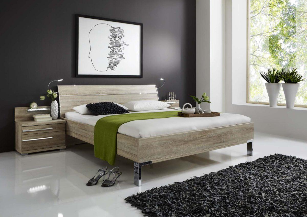 HOLLYWOOD4 22862 12 Bettanlage Eiche saegerauNB 1200x848 - Dormitor Hollywood4 (Wiemann)