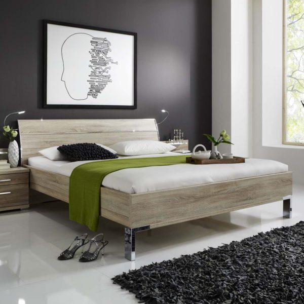 HOLLYWOOD4 22862 12 Bettanlage Eiche saegerauNB 600x600 - Dormitor Hollywood4 (Wiemann)