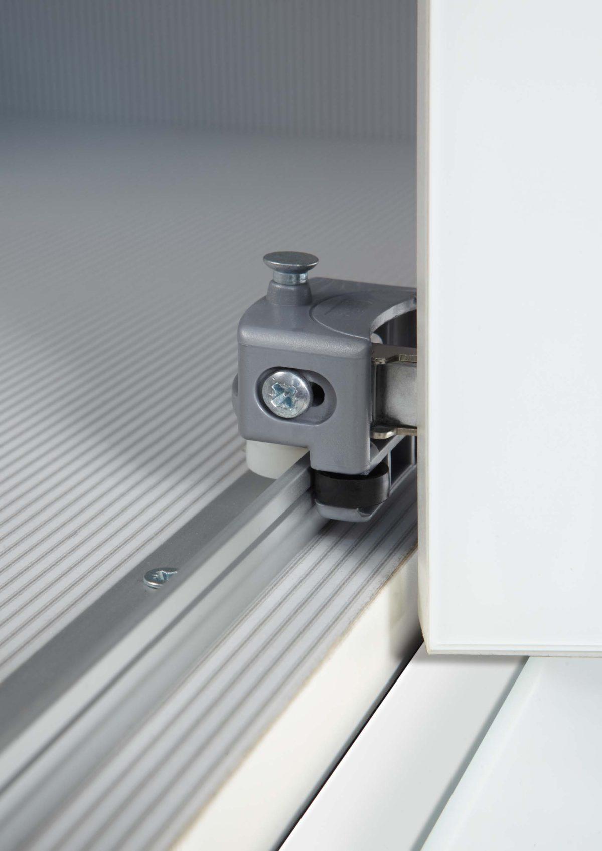 LOFT 2934 13 Detail Laufschiene 1200x1697 - Dulap Loft (Wiemann)