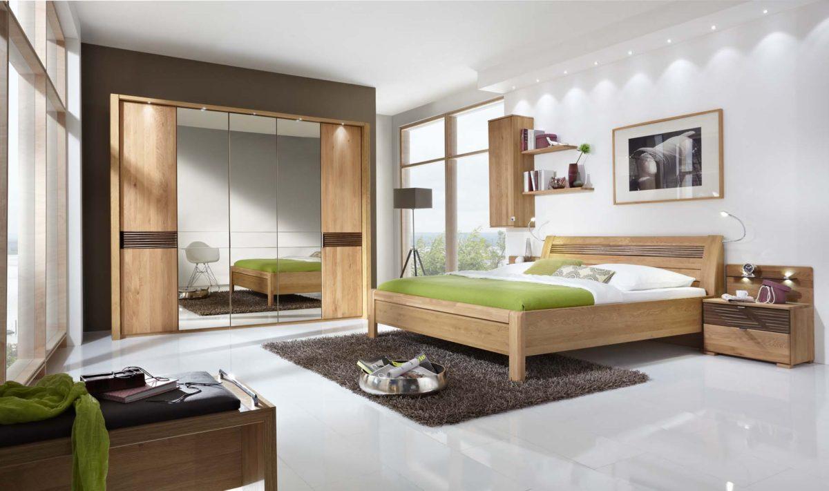 LUGANO 5564 13 Eiche tmAbs.Grobstruktur braun mDTS250cm3Spt 1200x711 - Dormitor Lugano (Wiemann)