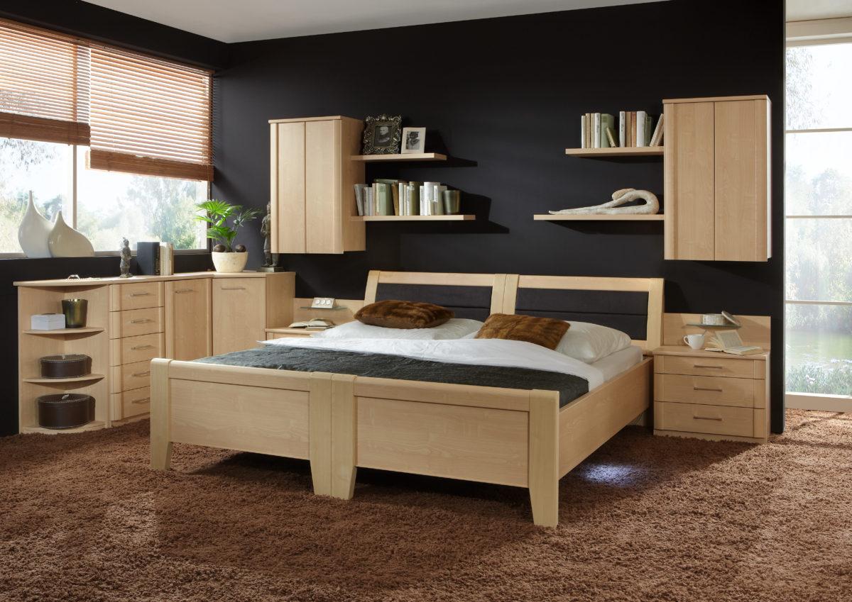 LUXOR4 bearMW 3134 10 Komfort Bettanlage mBeimoebeln GoldahornNB 1200x849 - Dormitor Luxor3&4 (Wiemann)