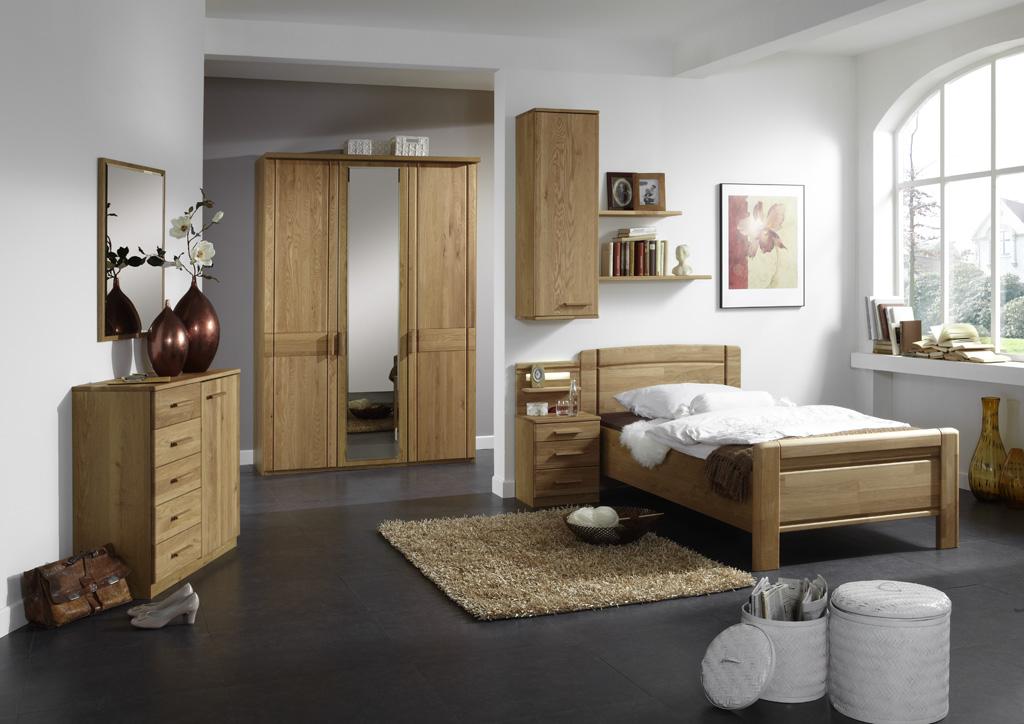 MÜNSTER 4541 11 Komfort Seniorenzimmer mBett100x200cm - Dulap Münster (Wiemann)