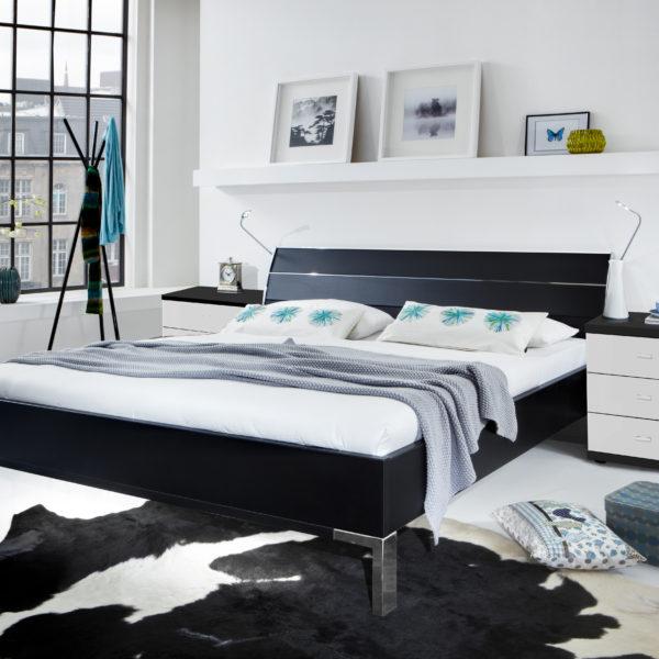 Miro bear0901 15 3146 13 Bettanlage schwarz Naka Miro 3Z.Glas weißKorpus schwarz 600x600 - Dormitor Montreal (Wiemann)