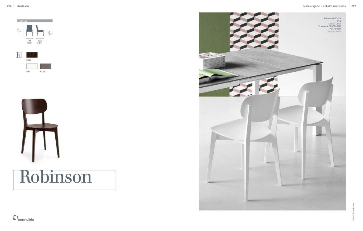ROBINSON 1200x764 - Scaun Robinson Soft (Connubia)