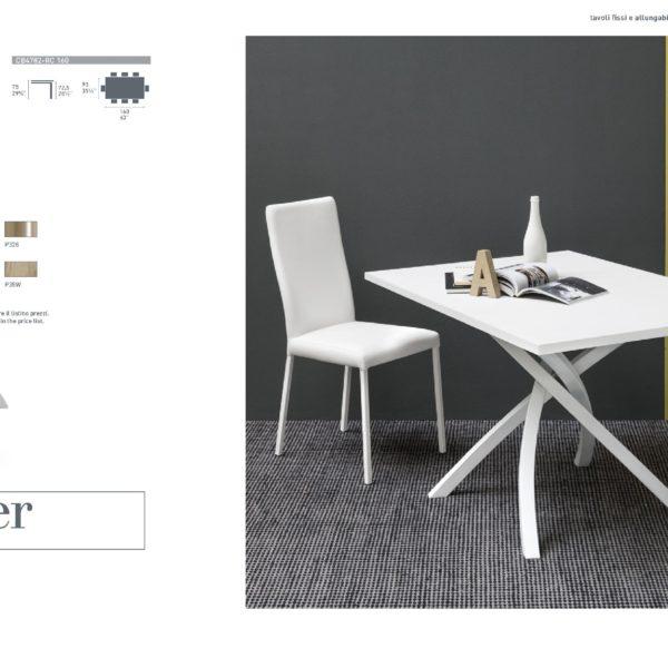 TWISTER 600x600 - Masa Twister (Connubia)