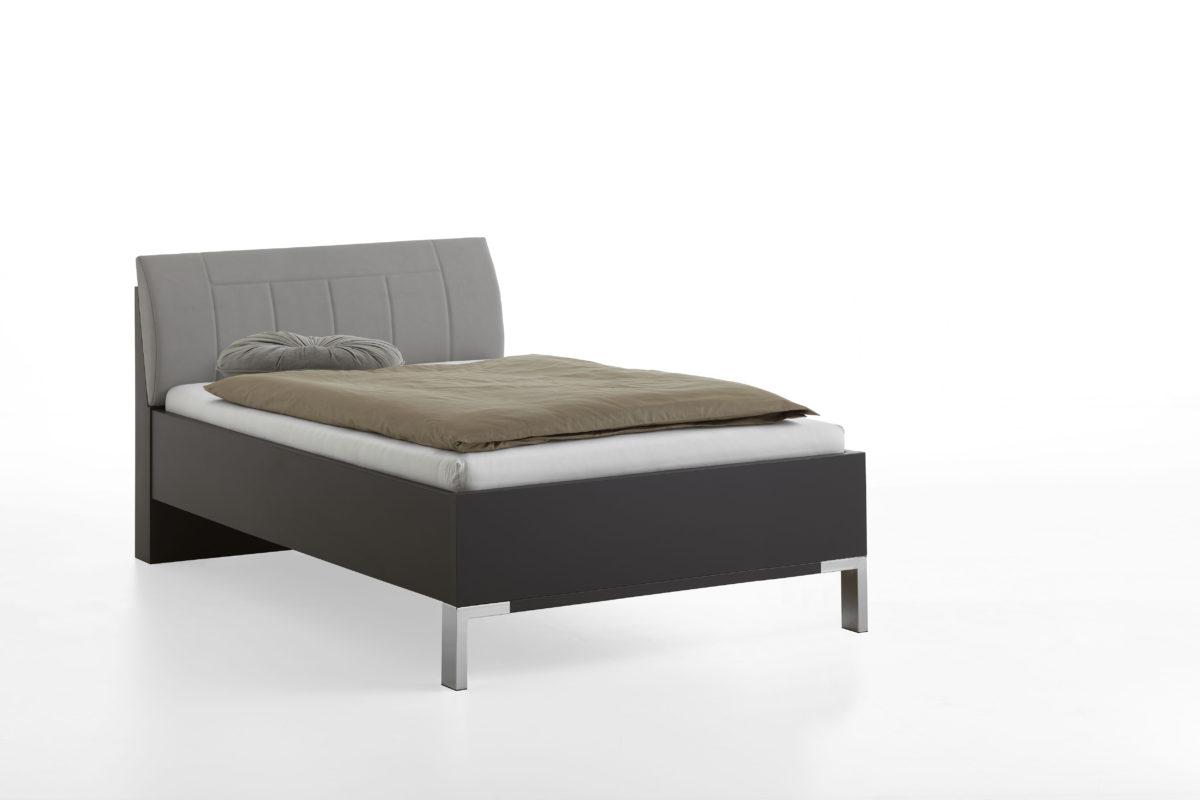 VIGO 974 19 Hav. D. Bett 120x200cm Polster Kgrau 1200x800 - Dormitor Vigo (Wiemann)