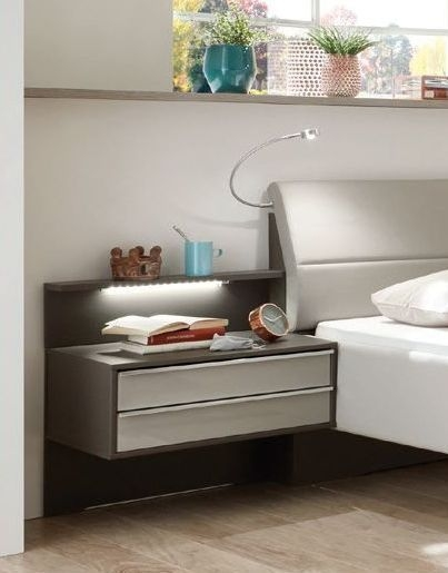 Wiemann Cannes Bedroom Furniture Chest Bedside - Comodă Cannes (Wiemann)