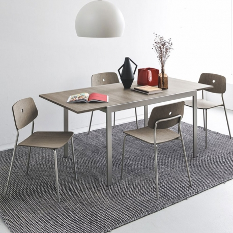 aladino extending table by connubia calligaris - Masa Aladino (Connubia)