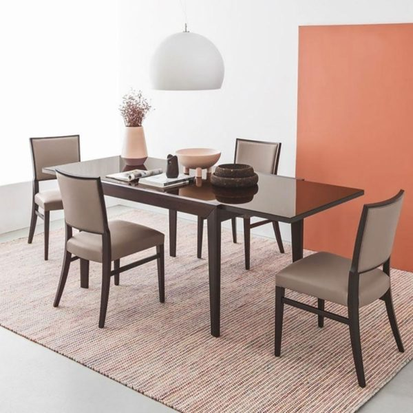 table connubia calligaris abaco bartolomeo italian design 1 600x600 - Masa Abaco (Connubia)