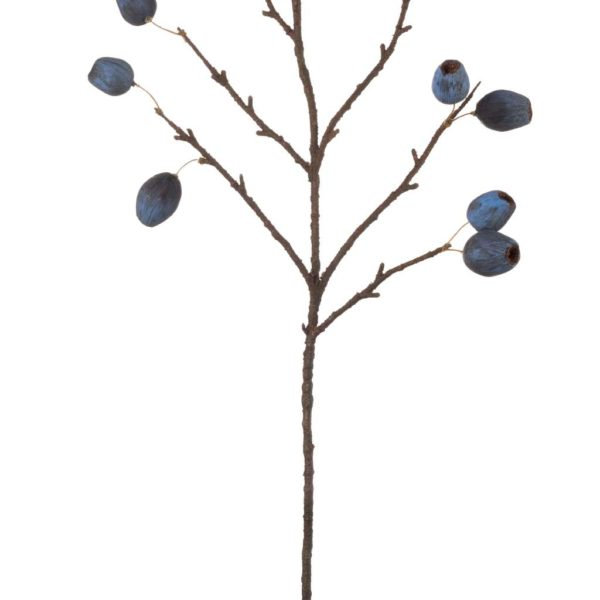 66474444 deko 600x600 - Floare decorativă - Plumberry twig Ruby (66474444)
