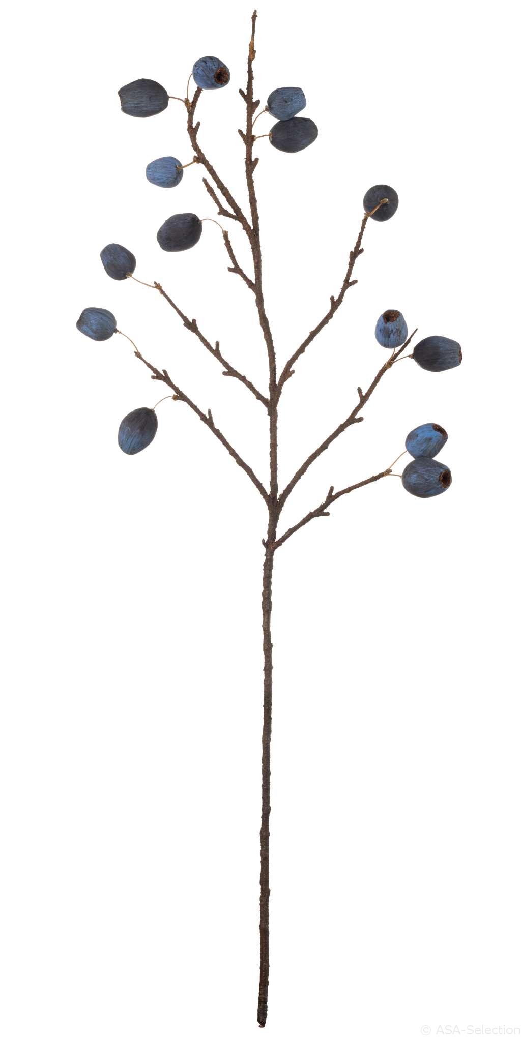 66474444 deko - Floare decorativă - Plumberry twig Ruby (66474444)