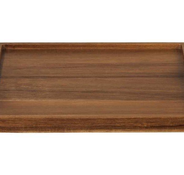 93801970 holztabletts 600x570 - Tavă din lemn pătrată (93801970)