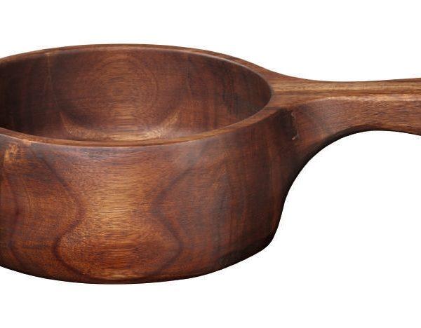 93911970 wood 600x468 - Bol din lemn cu mâiner (93911970)