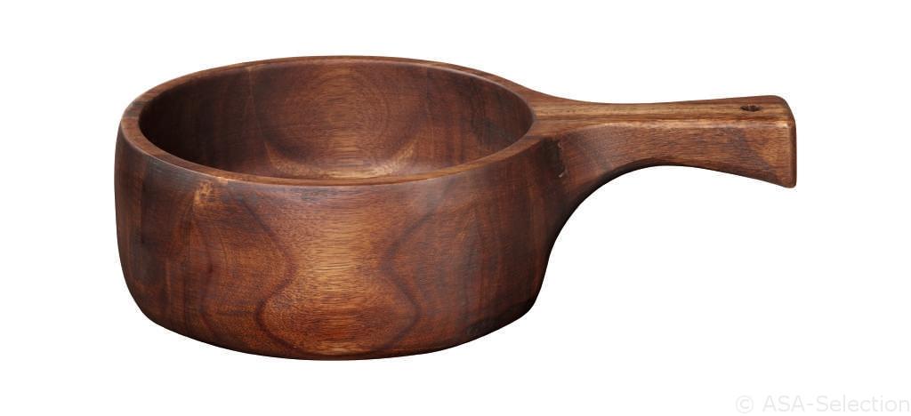 93911970 wood - Bol din lemn cu mâiner (93911970)
