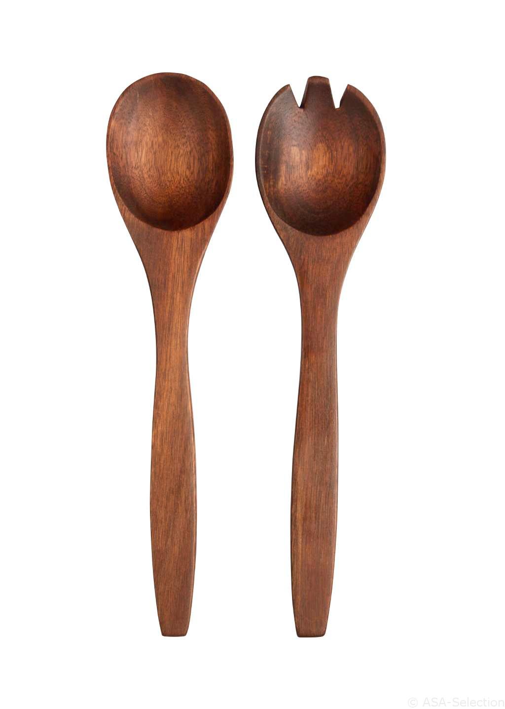 93920970 Wood - Tacâmuri din lemn, salcam (93920970)