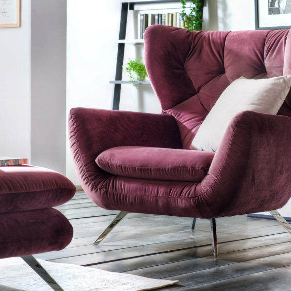 Sixty Sessel Velvet purple 600x600 1 600x600 - Fotoliu Sixty 3C Candy Polstermoebel