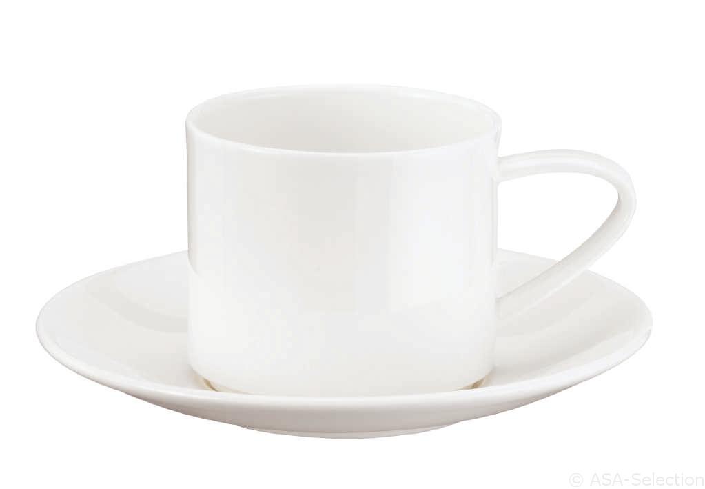 Stapeltasse Kaffee FS 1 - Cană cu farfurie A Table (1992013)