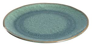 названия 19 - Farfurie ceramică Matera green 23 cm (L018539)