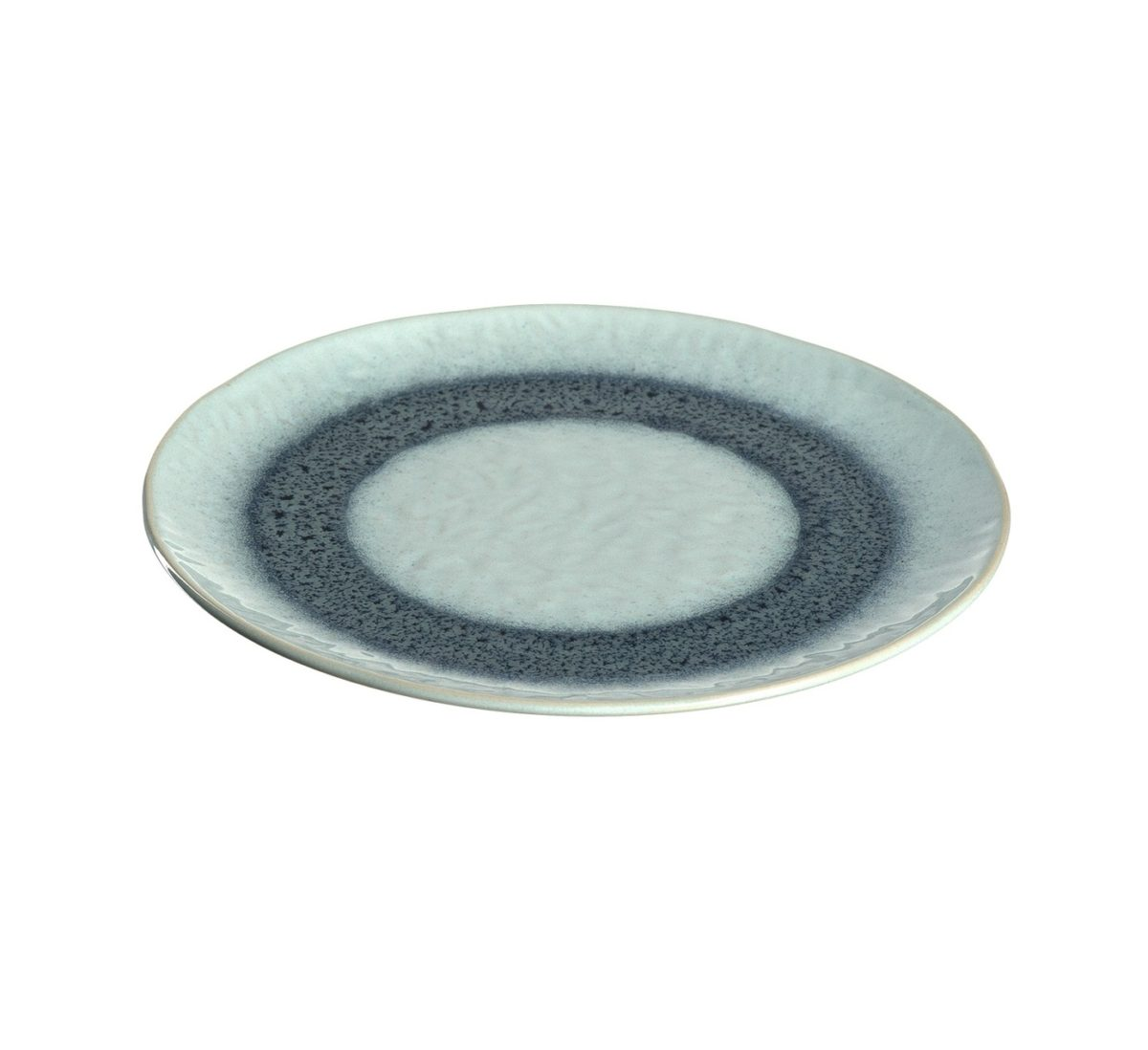 018544 matera gastronomie kaufhaus 1 1200x1098 - Farfurie ceramică Matera blue 23 cm (L018544)