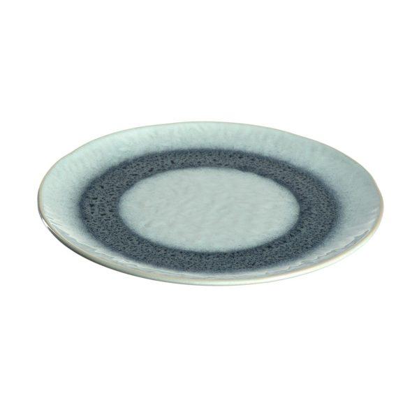 018544 matera gastronomie kaufhaus 1 600x600 - Farfurie ceramică Matera blue 23 cm (L018544)