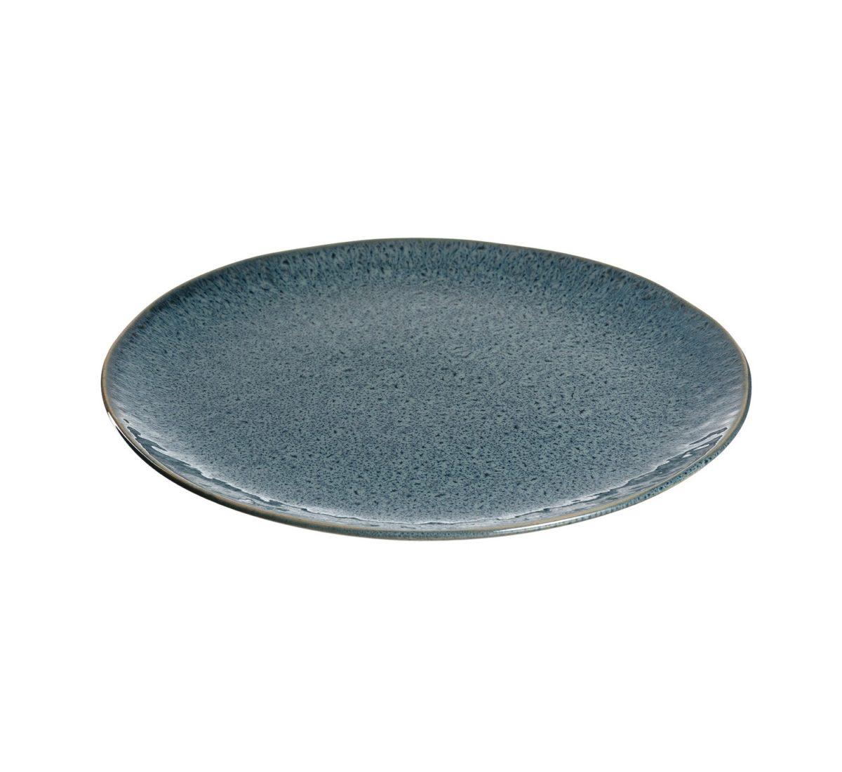 018547 0 k 1 1200x1101 - Farfurie ceramică Matera blue 27 cm (L018547)