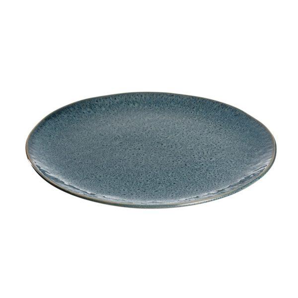 018547 0 k 1 600x600 - Farfurie ceramică Matera blue 27 cm (L018547)