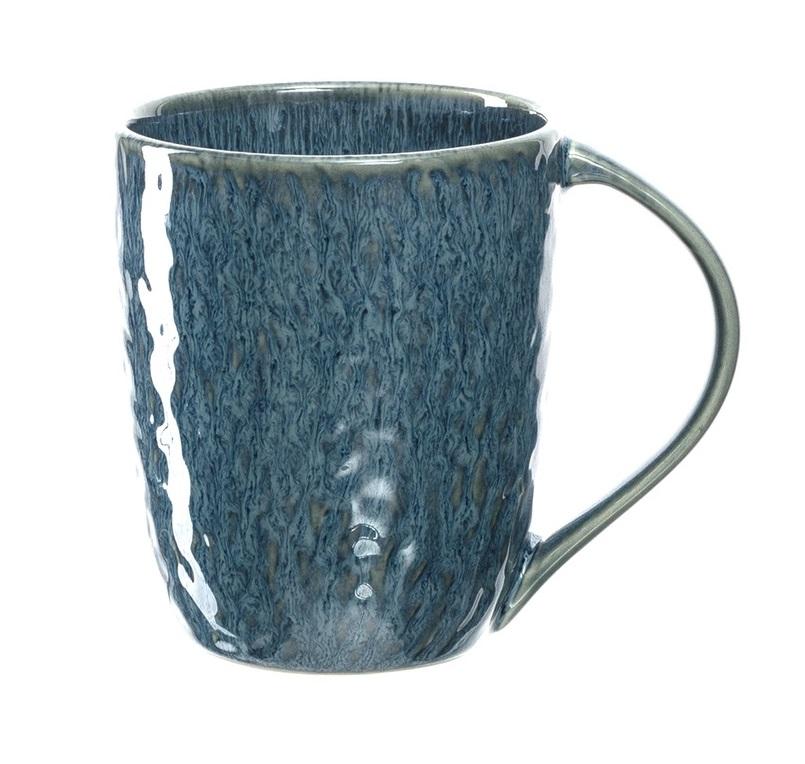 018548 matera gastronomie kaufhaus - Cana ceramică Matera blue (L018548)