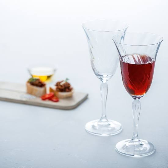 020765 Leonardo Volterra pohar vorosboros 280ml 6 - Pahar pentru vin roșu Volterra 280 ml (L020765)