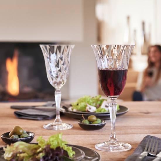 020765 Leonardo Volterra pohar vorosboros 280ml 7 - Pahar pentru vin roșu Volterra 280 ml (L020765)