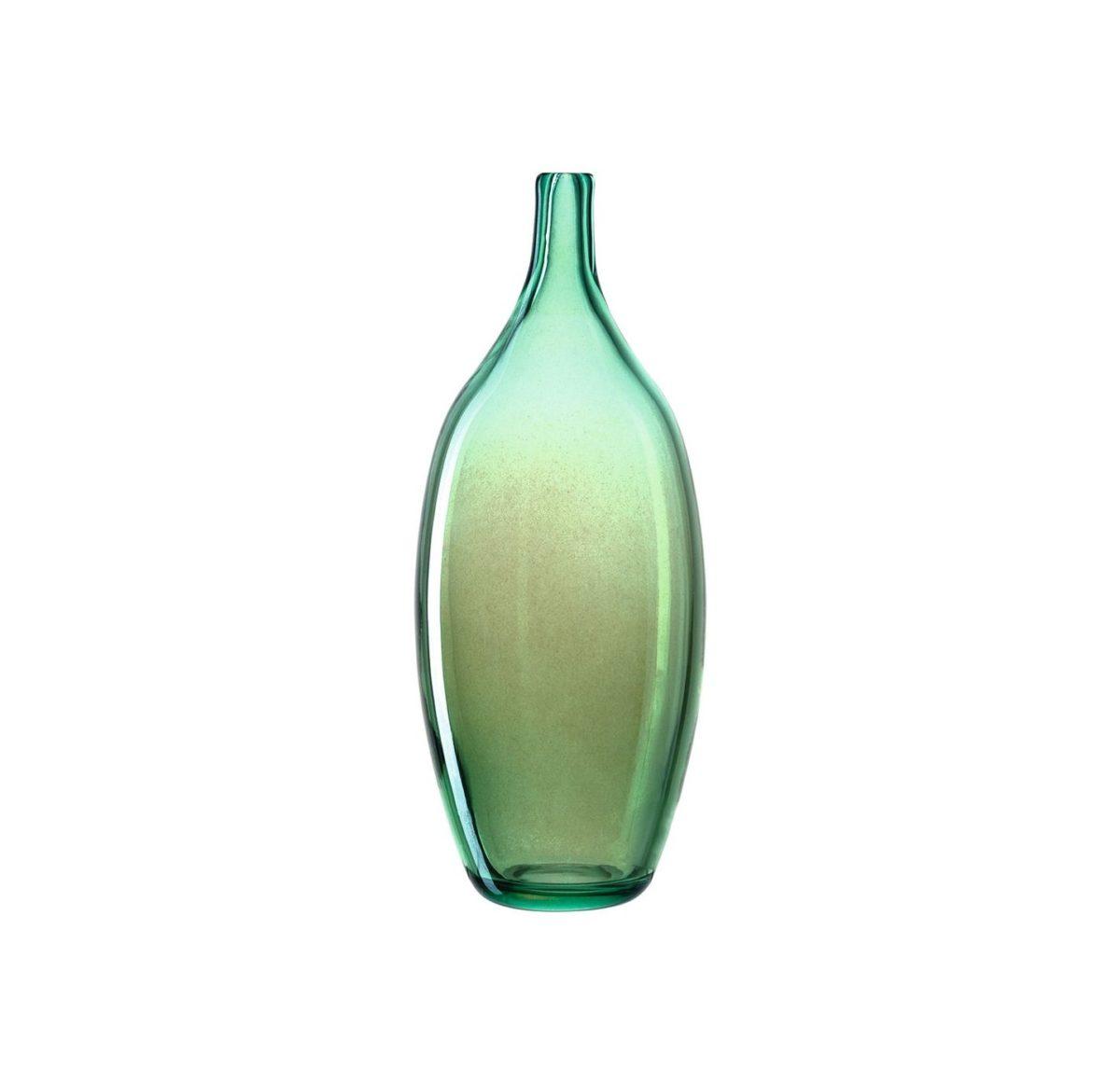 020813 0 k 1 1200x1146 - Vază luster Lucente green 32 cm (L020813)