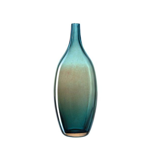 020815 0 k 1 600x600 - Vază luster Lucente turquoise 32 cm (L020815)