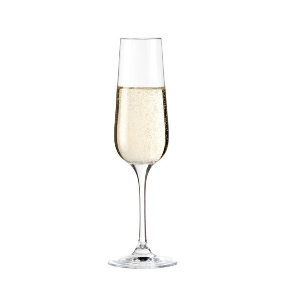 020962 Leonardo Tivoli pohar pezsgos 210ml 2 - Pahar pentru șampanie Tivoli 210 ml (L020962)