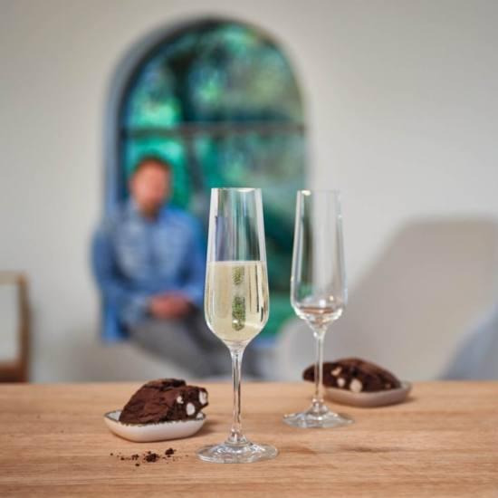 020962 Leonardo Tivoli pohar pezsgos 210ml 3 - Pahar pentru șampanie Tivoli 210 ml (L020962)