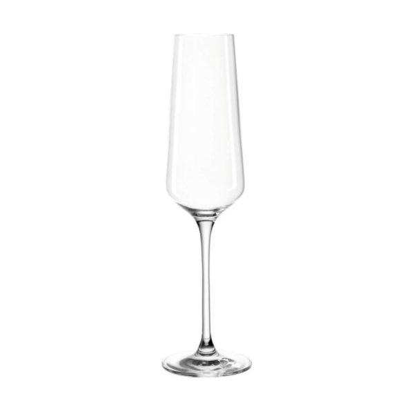 069550 Leonardo Puccini pohar pezsgos 280ml 1 600x600 - Pahar pentru șampanie Puccini 280 ml (L069550)