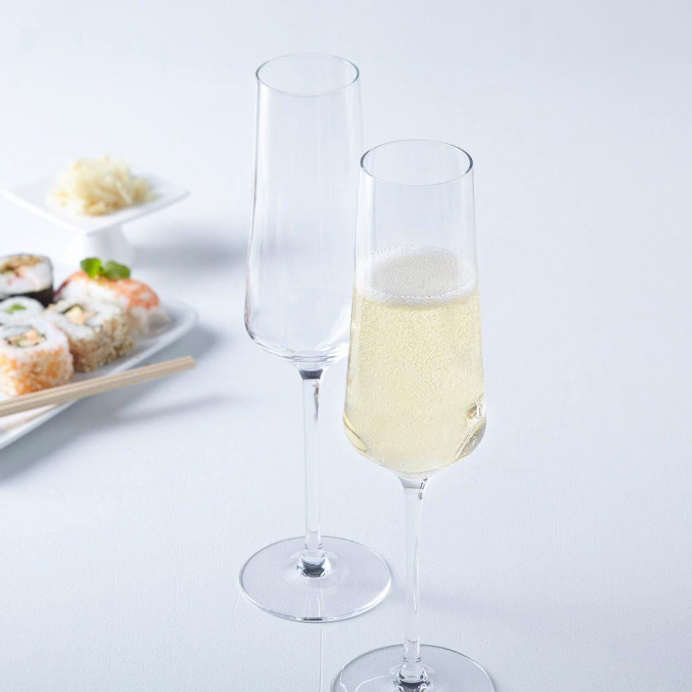 069550 5 k 1 - Pahar pentru șampanie Puccini 280 ml (L069550)