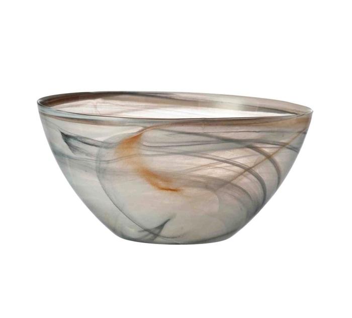 190138 - Bol pentru salată Alabastro beige 22 cm (L031131)