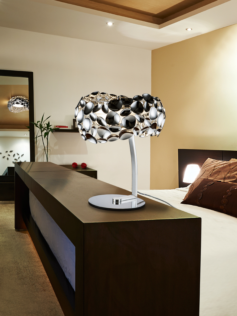 266577 1 - Lampă de masă Narisa (266577)